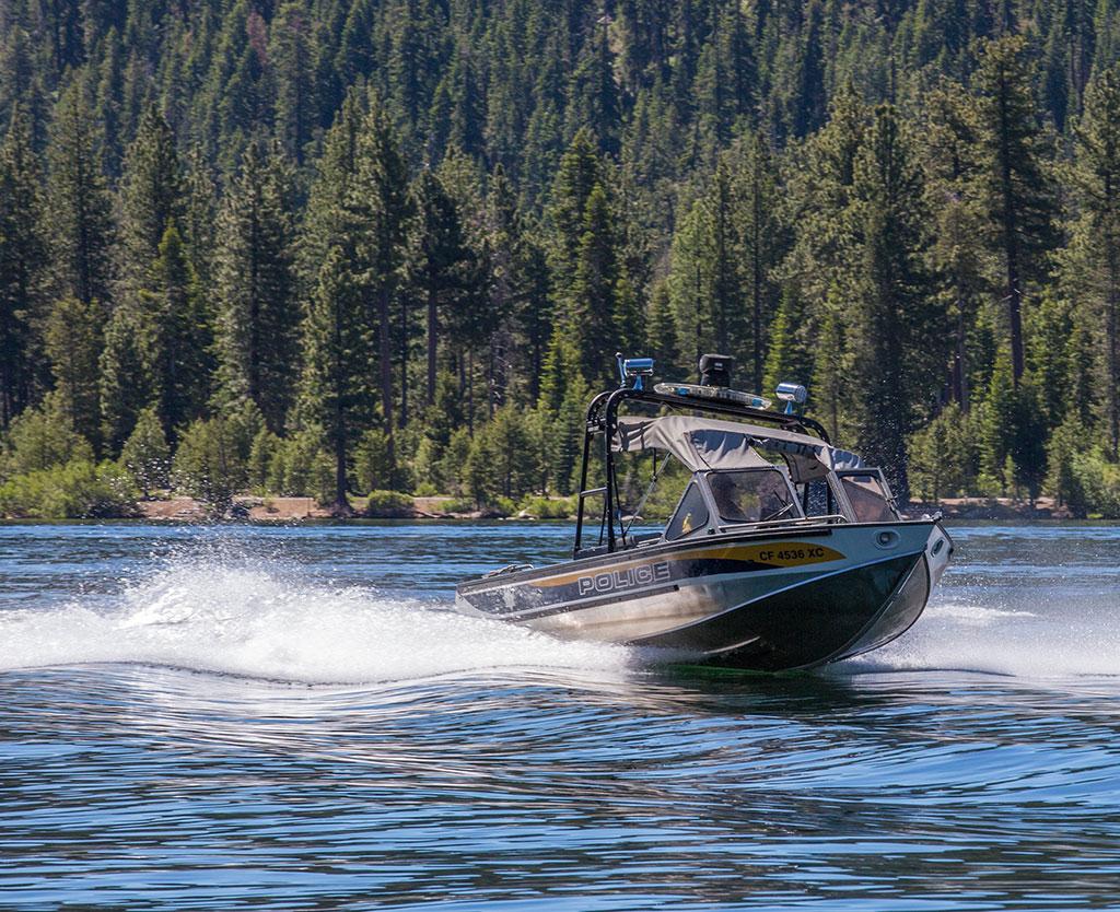 Donner Lake Watercraft Inspection image
